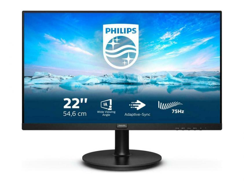Monitor Philips 222V8LA 21.5-inch (222V8LA/00)