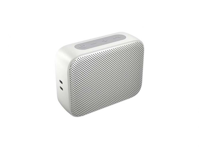 Portable Speakers HP 350 Silver (2D804AA)