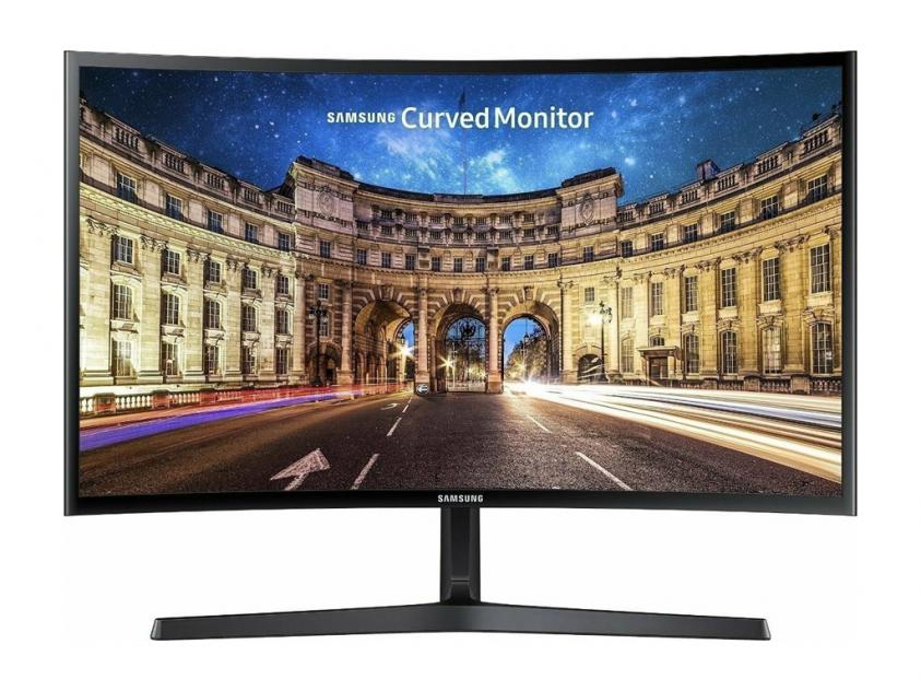 Monitor Samsung C24F396FHR 24-inch Curved (LC24F396FHRXEN)