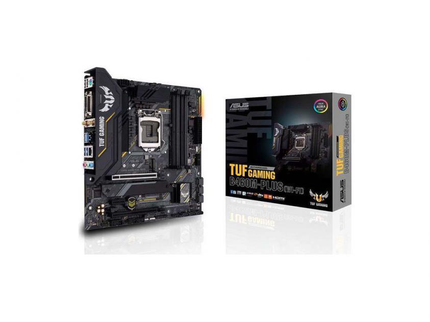 Motherboard Asus TUF Gaming B460M-Plus Wi-Fi (90MB1440-M0EAY0)