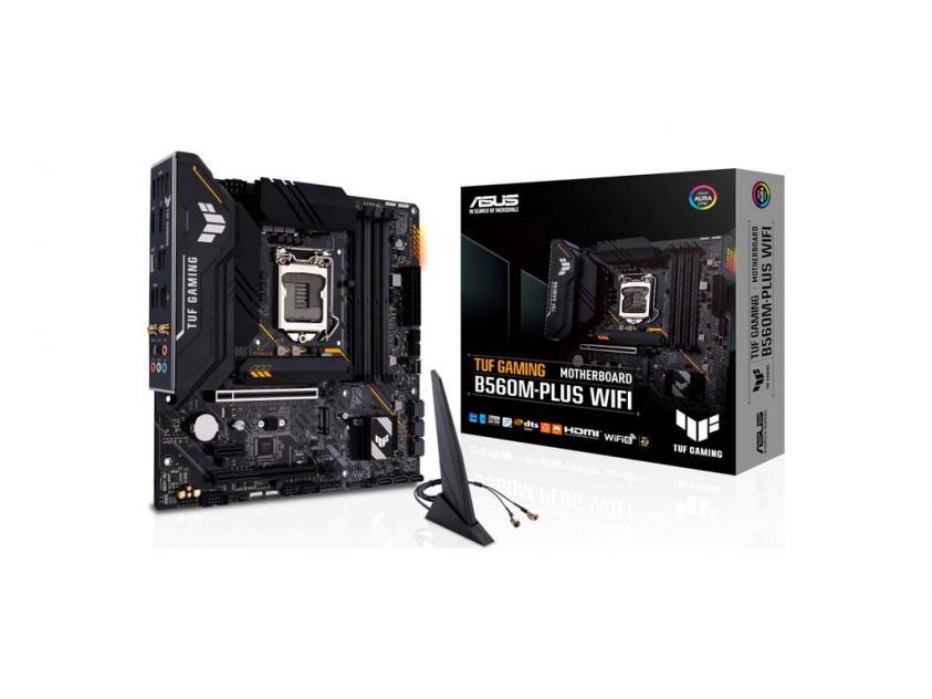 Motherboard Asus TUF Gaming B560M-Plus Wi-Fi (90MB1770-M0EAY0)