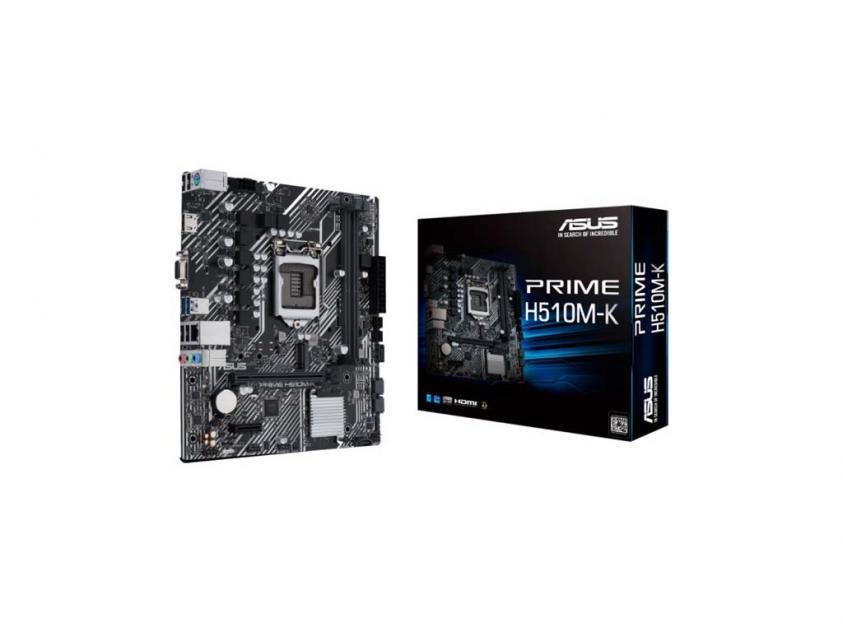 Motherboard Asus Prime H510M-K (90MB17N0-M0EAY0)