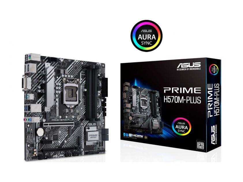 Motherboard Asus Prime H570M-Plus (90MB16W0-M0EAY0)