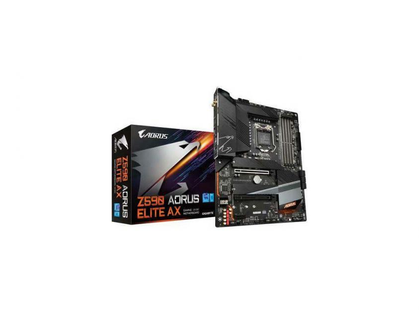 Motherboard Gigabyte Z590 Aorus Elite Rev 1.0 (GAZ59ELTW-00-G)