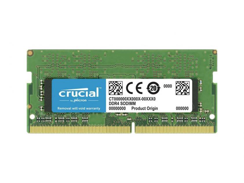 RAM Crucial 16GB DDR4 2666MHz SODIMM (CT16G4SFRA266)
