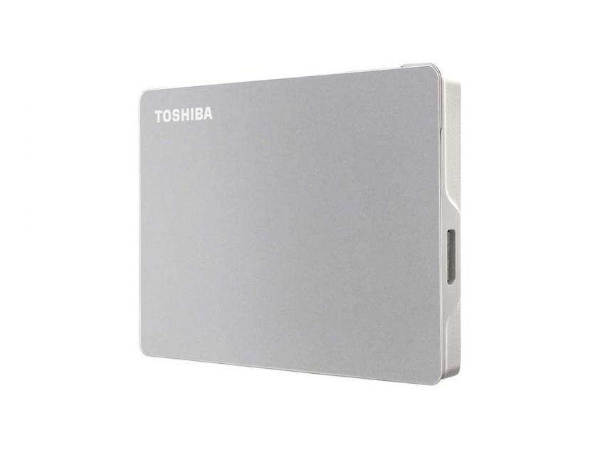 External HDD Toshiba Canvio Flex 4TB USB 3.2 (HDTX140ESCCA)