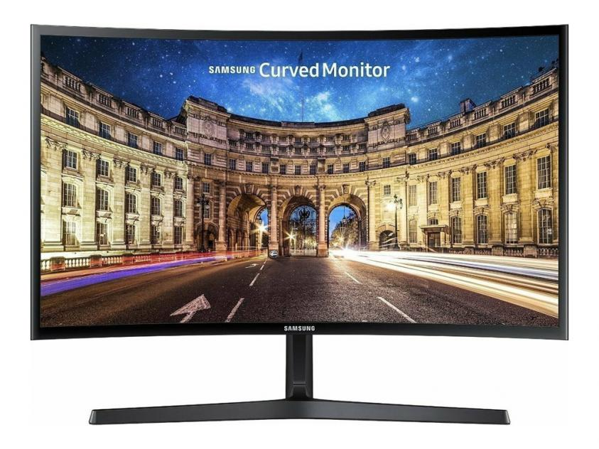 Gaming Monitor Samsung C27F396FHR 27-inch Curved (LC27F396FHRXEN)