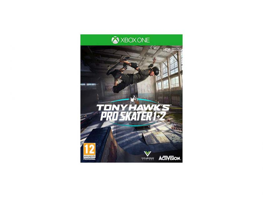 Tony Hawk´s Pro Skater 1 + 2 Remastered (XBOX ONE)