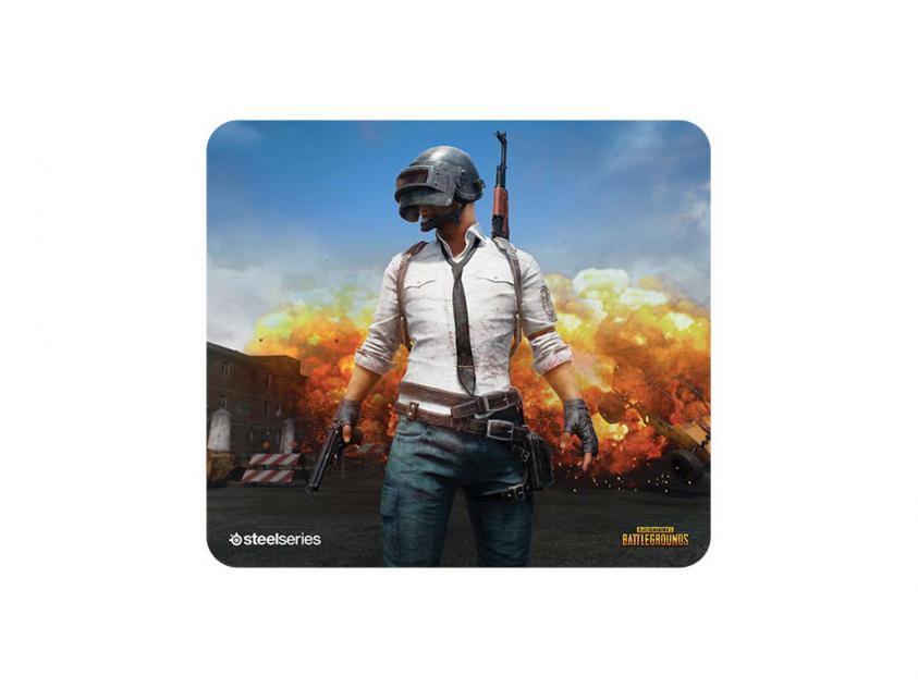 Gaming MousePad SteelSeries QCK Plus PUBG Erangel Edition (63807)