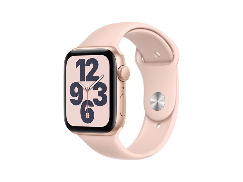Apple Watch SE Aluminium with Pink Sand Sport Band 44mm Gold (MYDR2GK/A)