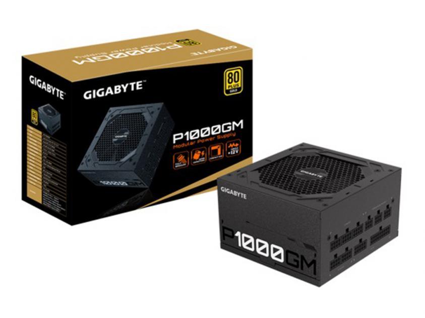 PSU Gigabyte P1000GM 1000W (GP-P1000GM)