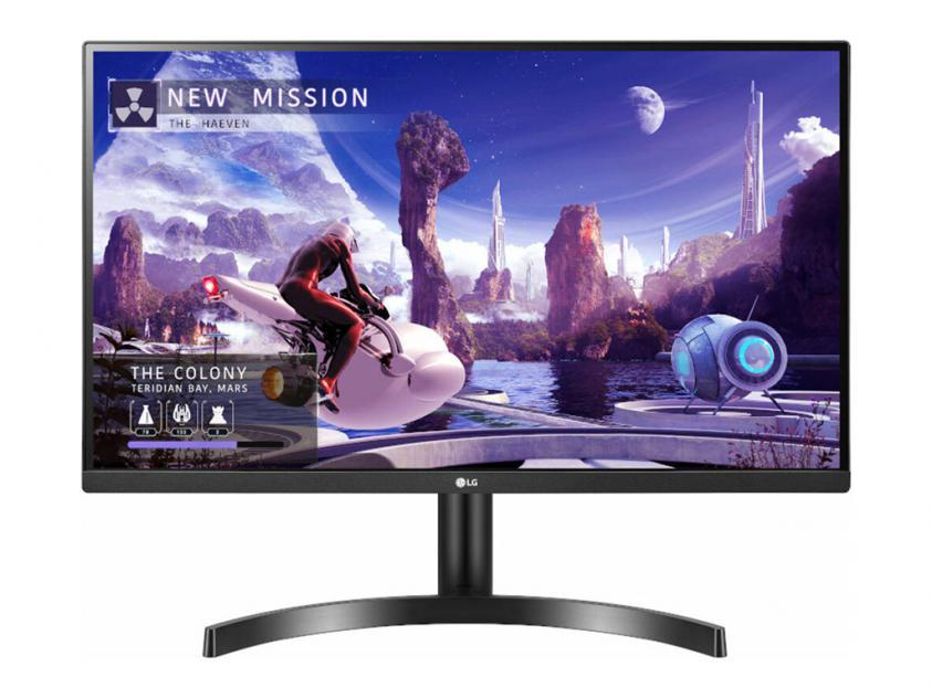 Gaming Monitor LG 27QN600-B 27-inch (27QN600-B)
