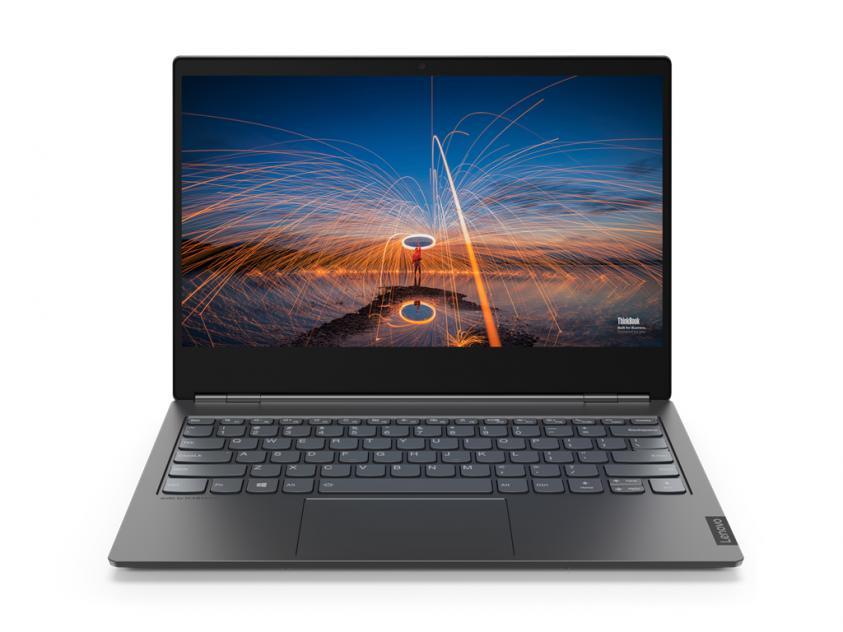 Laptop Lenovo ThinkBook Plus IML 13.3-inch Touch i5-10210U/8GB/256GB/W10P/3Y (20TG000RGM)