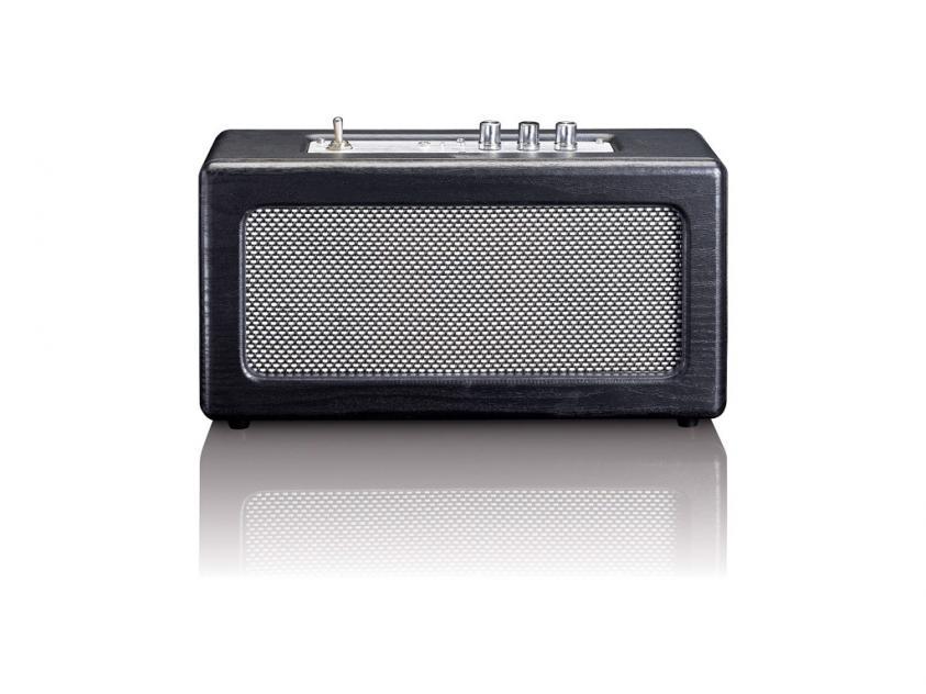 Portable Speaker Lenco BT-300 Black (BT-300BK)