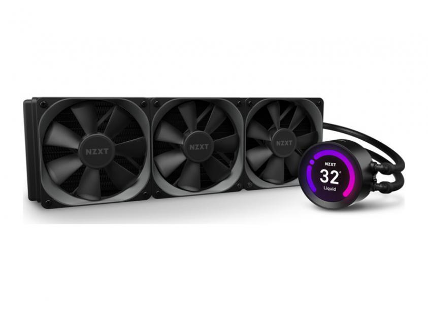 Liquid CPU Cooler NZXT Kraken Z73 (RL-KRZ73-01)