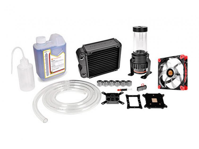 Liquid CPU Cooler Thermaltake Pacific RL140 D5 Kit (CL-W072-CU00BL-A)
