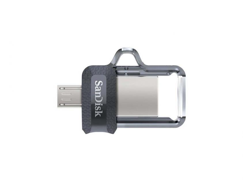 USB Flash Drive SanDisk Ultra Dual Drive M3.0 256GB (SDDD3-256G-G46)