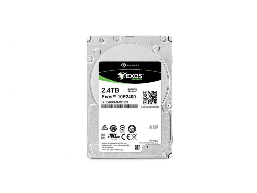 Internal HDD Seagate Exos 2.4TB SAS 3.5-inch (ST2400MM0129)