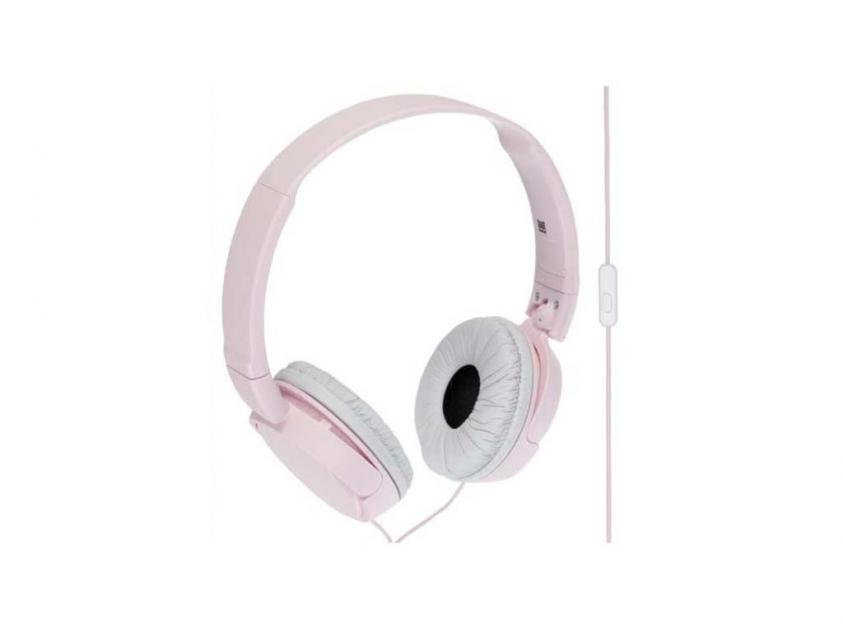 Headset Sony MDR-ZX110AP Pink Wired (MDR-ZX110AP)