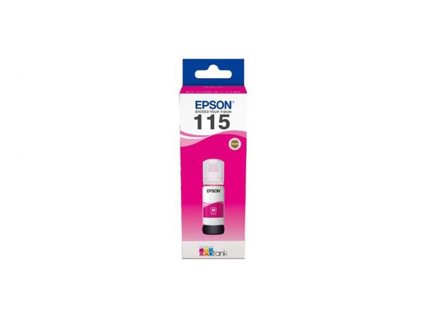 Ink Epson 115 Magenta 6200Pgs (C13T07D34A)
