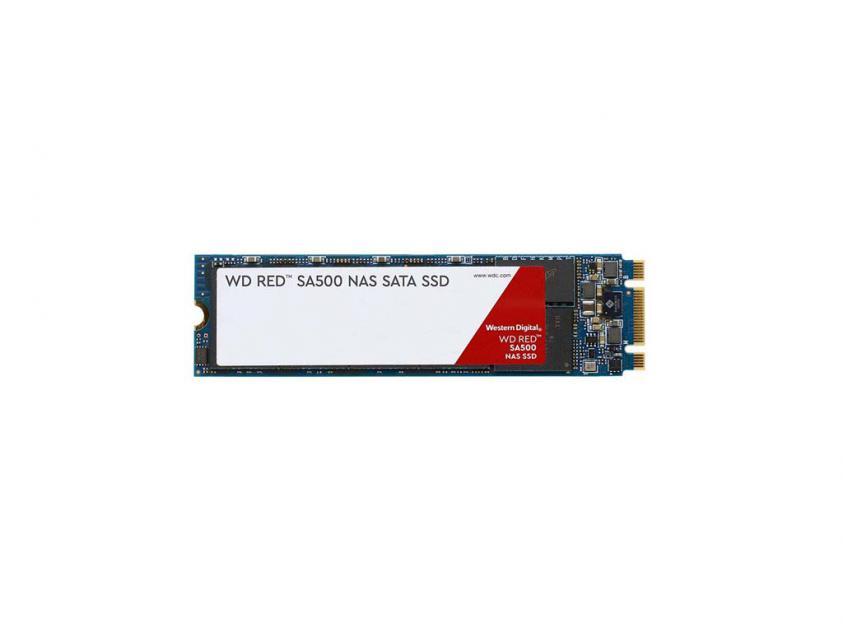 Internal SSD Western Digital SA500 Red 1TB M.2 (WDS100T1R0B)
