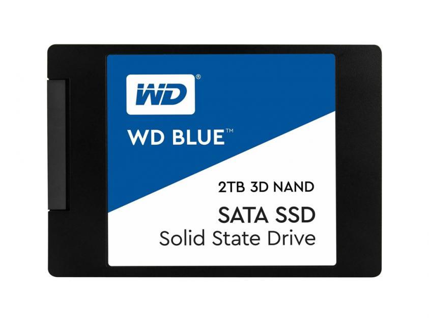 Internal SSD Western Digital Blue 2TB 2.5-inch (WDS200T2B0A)