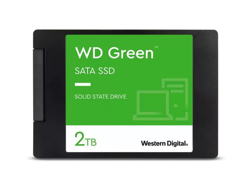 Internal SSD Western Digital Green 1TB 2.5-inch (WDS200T2G0A)