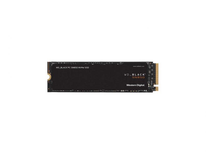 Internal SSD Western Digital SN850 500GB M.2 (WDS500G1X0E)