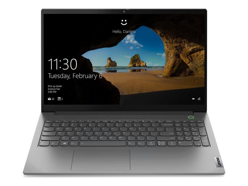 Laptop Lenovo ThinkBook 15-ARE 15.6-inch R5-4500U/8GB/512GB/W10P/2Y/Grey (20VG0079GM)
