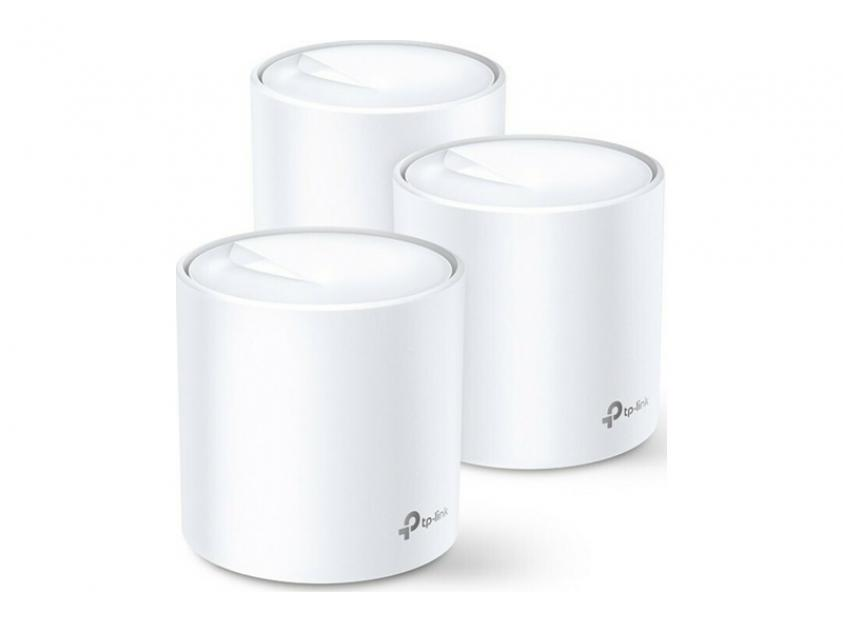 Access Point TP-Link Deco X20 v1 3-Pack (DECO X20 3-PACK)