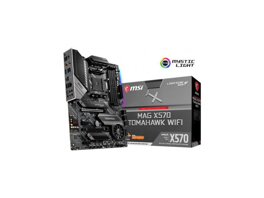 Motherboard MSI MAG X570 Tomahawk WiFi (7C84-001R)