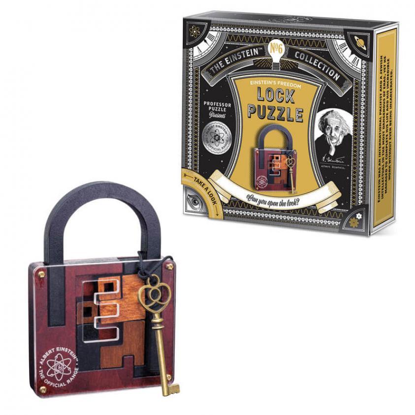Puzzle Einstein's Lock (5060506534817)