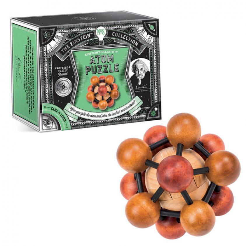 Puzzle Enstein's Atom (5060506534831)