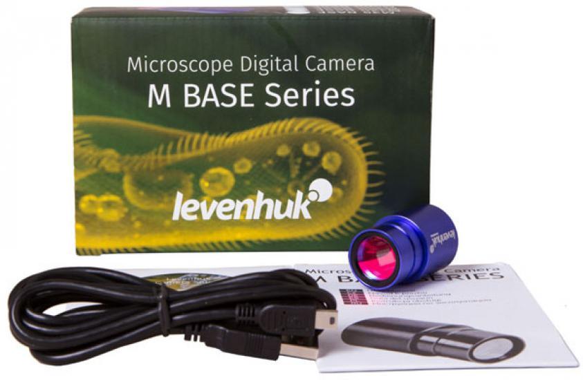 MICROSCOPE LEVENHUK CAMERA 2.0Mpx M200 (0611901505527)