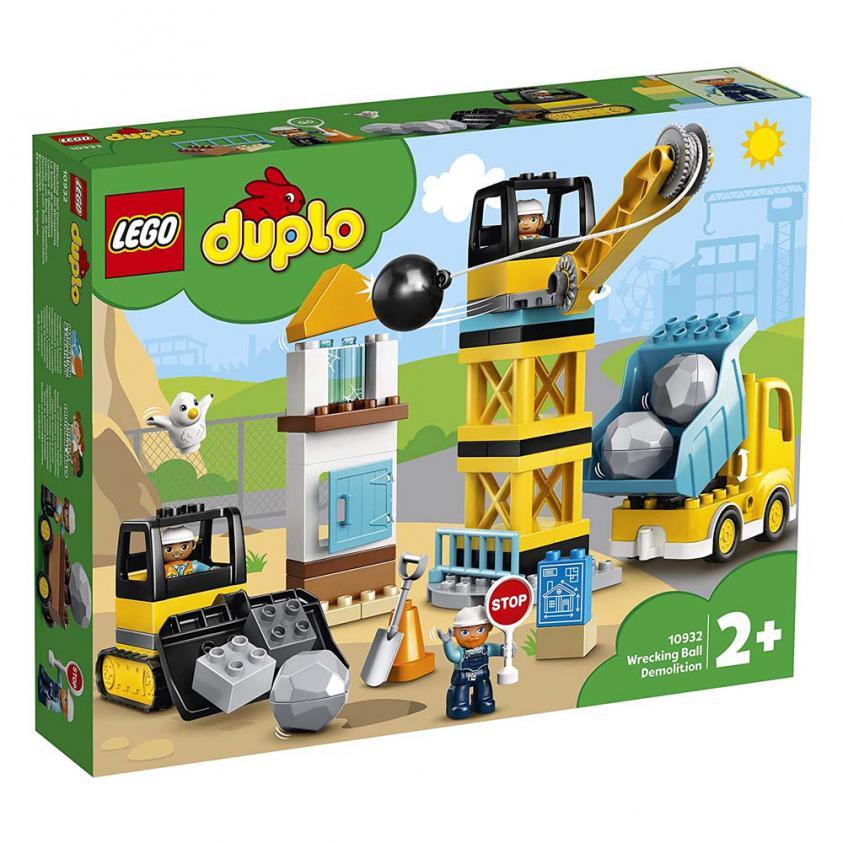 LEGO Duplo Wrecking Ball Demolition 10932 (LGO10932)