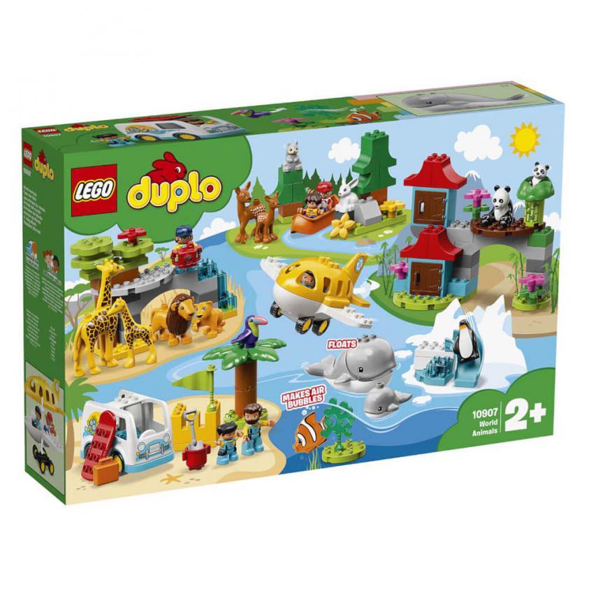 LEGO Duplo World Animals (10907) (LGO10907)