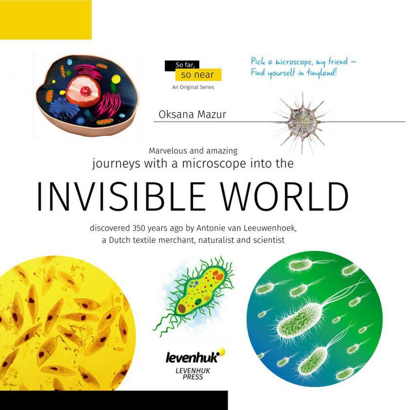 BOOKS - KNOWLEDGE BOOK INVISIBLE WORLD (LEV-69708)