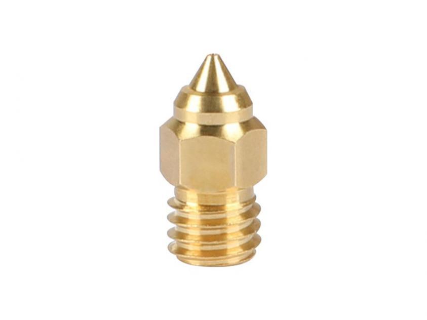 Brass Nozzle 0.4mm MK  Creality Kit 5PCS Per Set (4004020028)