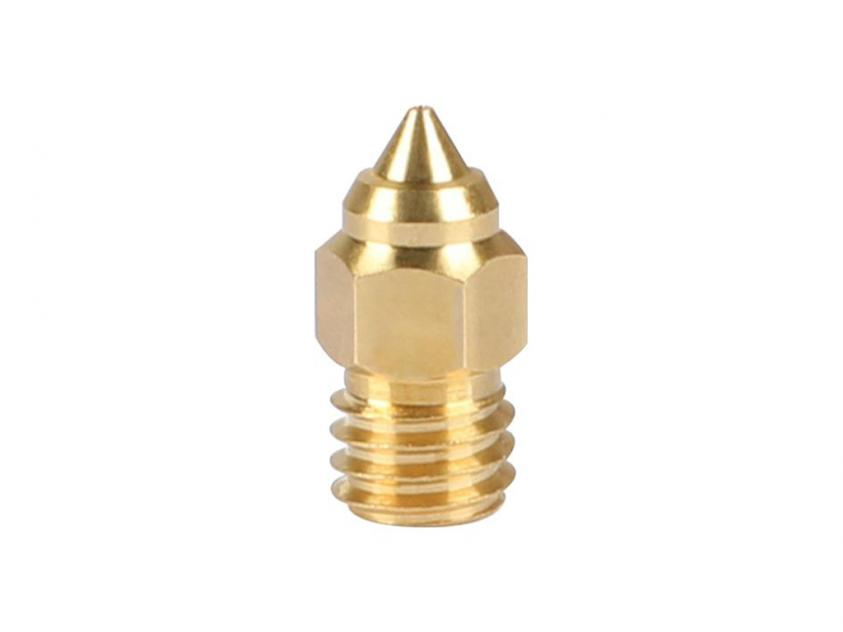 Brass Nozzle 0.6mm MK  Creality Kit 5PCS Per Set (4004020024)