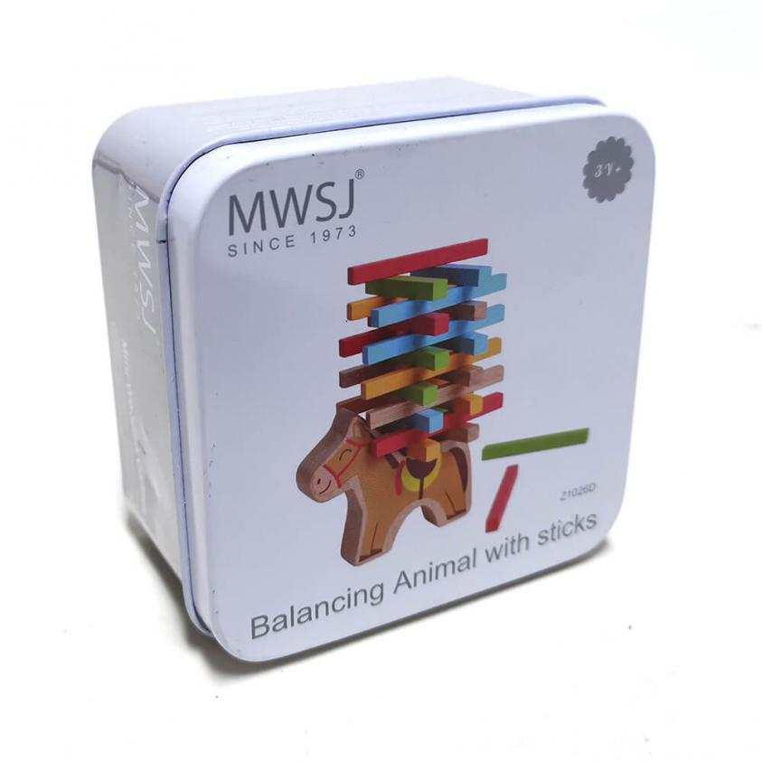 Board Games Balancing Animal with Sticks (6935494725815)