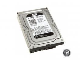 Εσωτερικός Σκληρός Δίσκος HDD Western Digital Caviar Black 1TB SATA III 3.5-inch (WD1003FZEX)