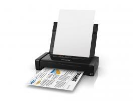 Εκτυπωτής Epson Workforce WF-100W Mobile (C11CE05403)