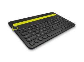 Πληκτρολόγιο Logitech K480 Black ENG Layout (920-006366)