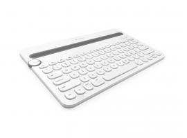 Πληκτρολόγιο Logitech K480 White ENG Layout (920-006367)