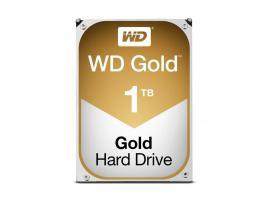 Εσωτερικός Σκληρός Δίσκος HDD Western Digital Gold 1TB SATA III 3.5-inch (WD1005FBYZ)