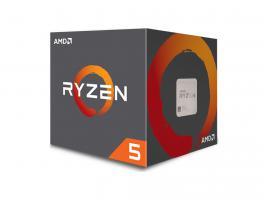 Επεξεργαστής AMD Ryzen 5 2600 3.40GHz (YD2600BBAFBOX)