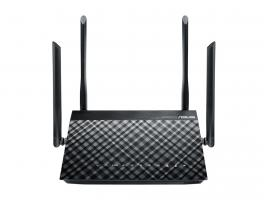 Modem Router Asus DSL-AC55U AC1200 Dual Band VDSL/ADSL (90IG02B0-BM3110)