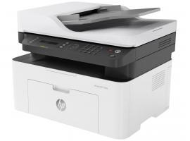 Πολυμηχάνημα HP Laser MFP 137fnw (4ZB84A)