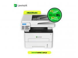 Πολυμηχάνημα Lexmark Mono Laser MB2236adw (18M0410 )