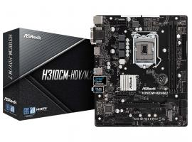 Asrock Motherboard Intel s1151 H310CM/HDV/M.2